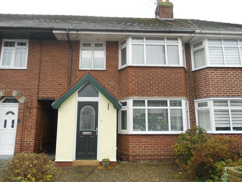 3 Bedrooms Terraced House for sale in Baines Avenue, BLACKPOOL, FY3 7LA