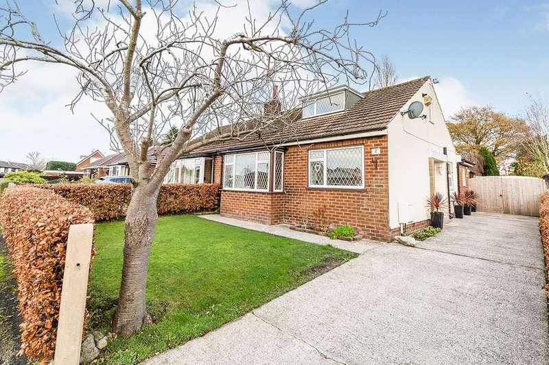 2 Bedrooms Semi Detached Bungalow for sale in Methuen Avenue, Hoghton, Preston, PR5