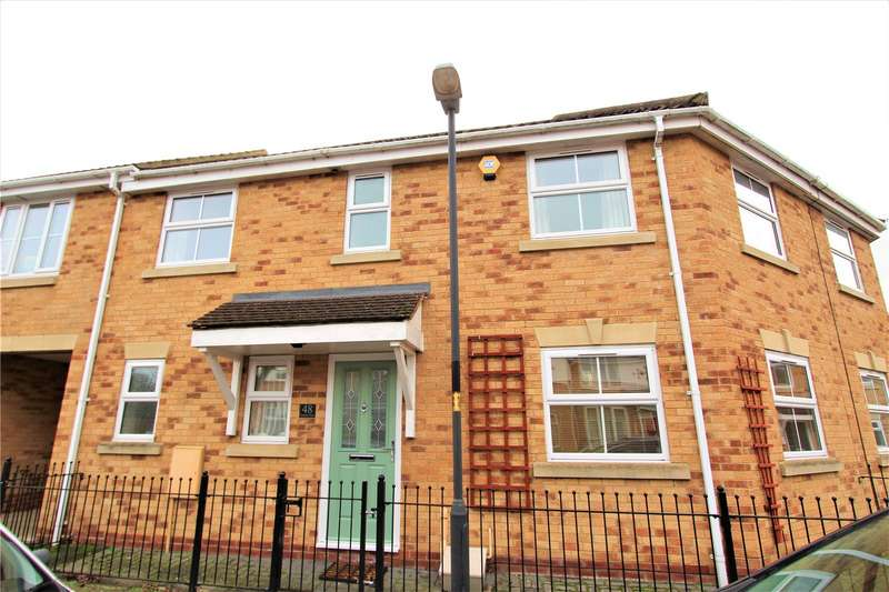 3 Bedrooms Terraced House for rent in Emerson Close, Swindon, Wiltshire, SN25
