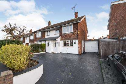 3 Bedrooms Semi Detached House for sale in Brentwood, Essex, United Kingdom