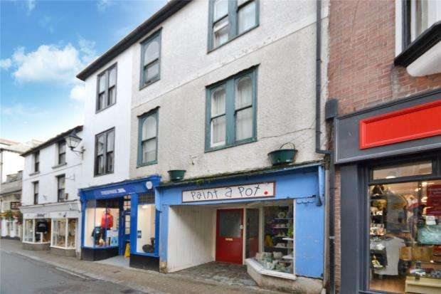 4 Bedrooms Commercial Property for sale in Fore Street, East Looe, Cornwall