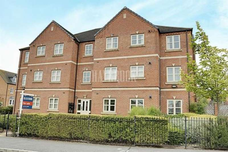 2 Bedrooms Flat for rent in West Green Avenue, Barnsley