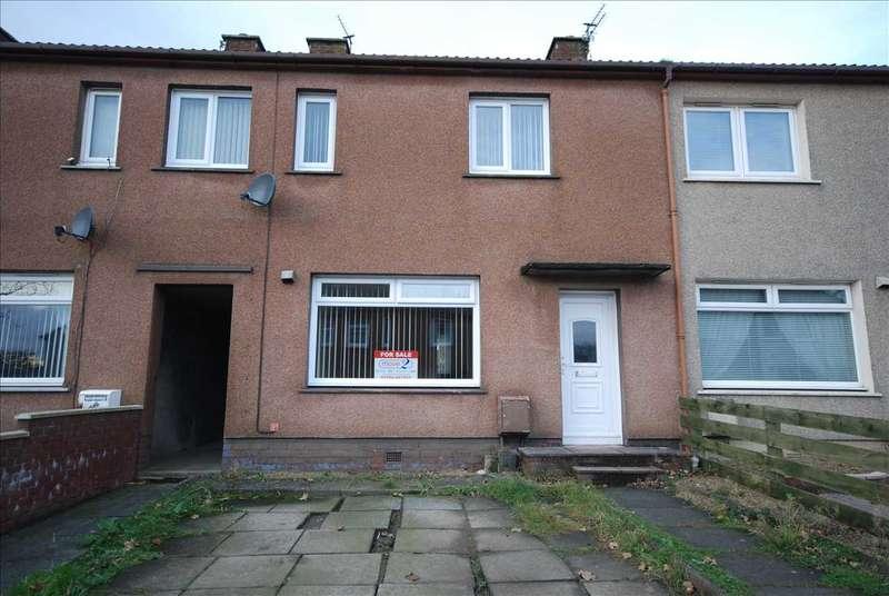 3 Bedrooms Terraced House for sale in Oak Road, Ardrossan