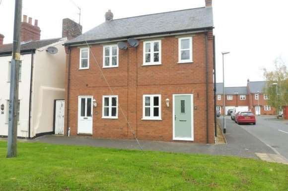 2 Bedrooms Semi Detached House for rent in Old Main Road, Fleet Hargate