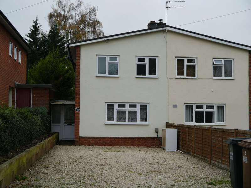 3 Bedrooms Semi Detached House for rent in Briars Lane, Hatfield, AL10