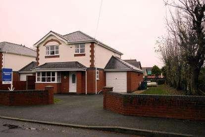 4 Bedrooms Detached House for sale in Beach Road, Morfa Bychan, Porthmadog, Gwynedd, LL49