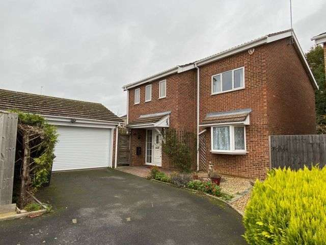 4 Bedrooms Detached House for rent in Lingswood Park, , NORTHAMPTON NN3 8TB
