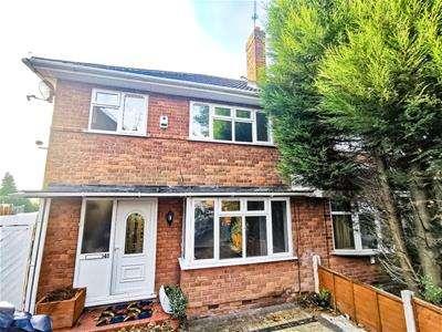 3 Bedrooms Semi Detached House for rent in Star Street, Wolverhampton