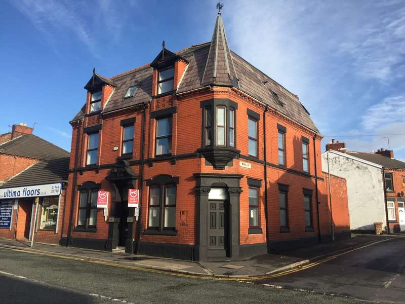 1 Bedroom House for rent in North Road, St Helens Town Centre