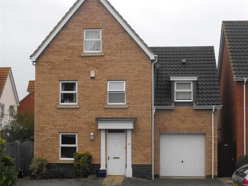 5 Bedrooms Detached House for rent in Caddow Road, Norwich