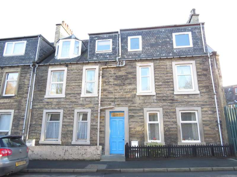 2 Bedrooms Flat for rent in Mansfield Crescent, Hawick, Scottish Borders, TD9 8AQ