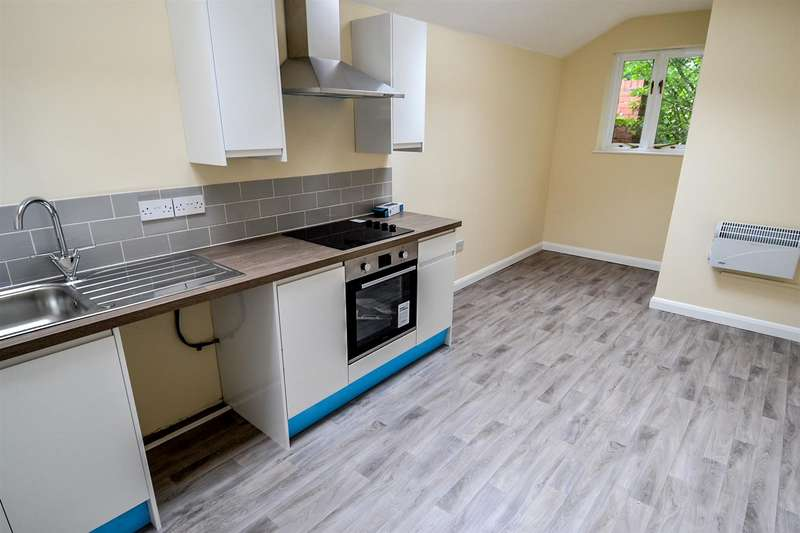 1 Bedroom Flat for rent in Church Green West, Redditch, Worcestershire, B97
