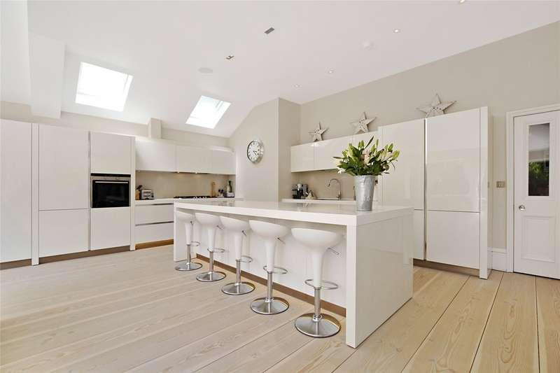 5 Bedrooms Detached House for sale in Albert Bridge Road, London, SW11