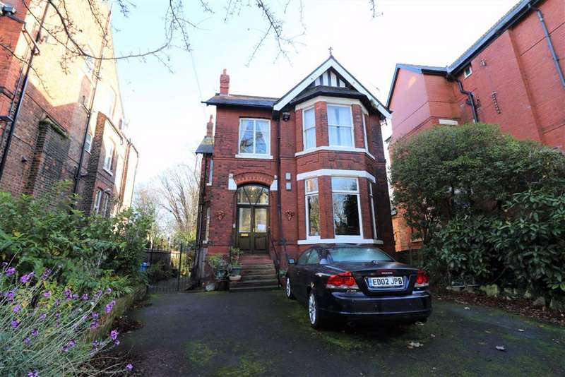 6 Bedrooms Detached House for sale in Alness Road, Whalley Range, Manchester, M16