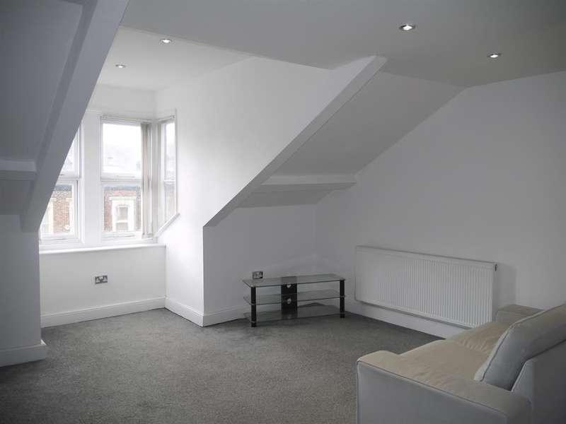 1 Bedroom Flat for rent in Grange Crescent, Sunderland, SR2 7BN