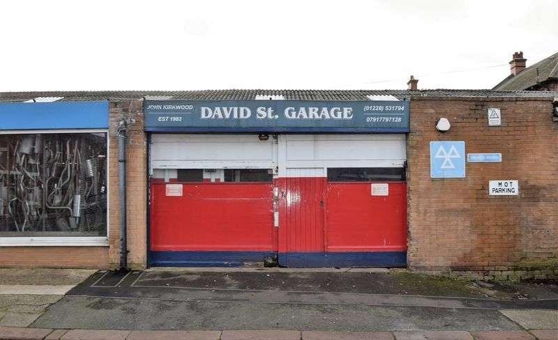Property for rent in David Street Garage, David Street, Carlisle