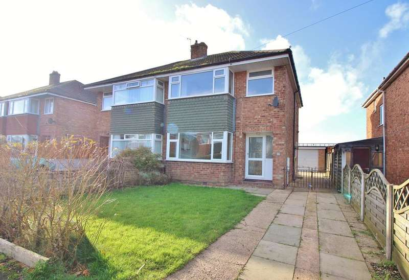 3 Bedrooms Semi Detached House for rent in Sidney Avenue, Hesketh Bank