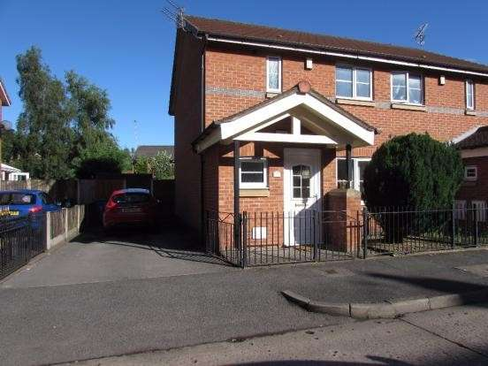 3 Bedrooms Semi Detached House for rent in Hatchett Road, Manchester
