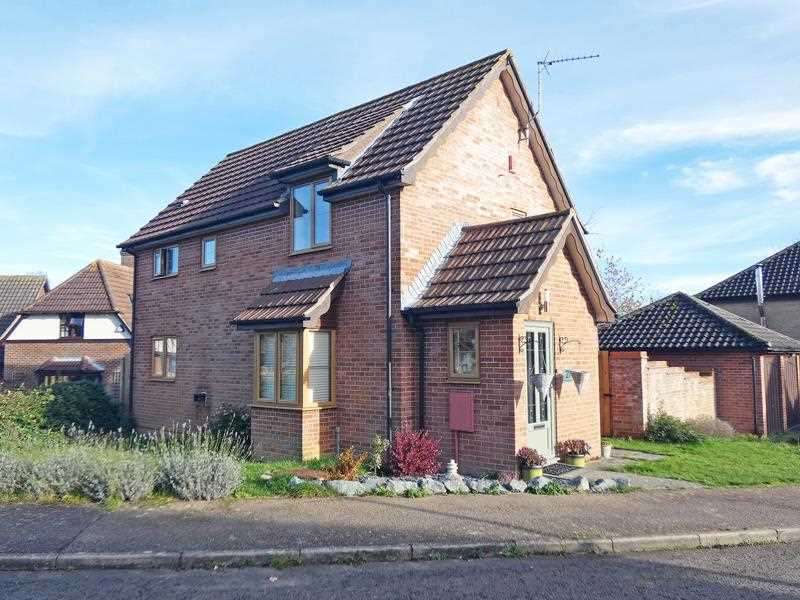 3 Bedrooms Detached House for sale in Old Hall Meadow, Rattlesden, Bury St Edmunds, IP30 ** STAMP DUTY HOLIDAY UNTIL 31/03/21 **
