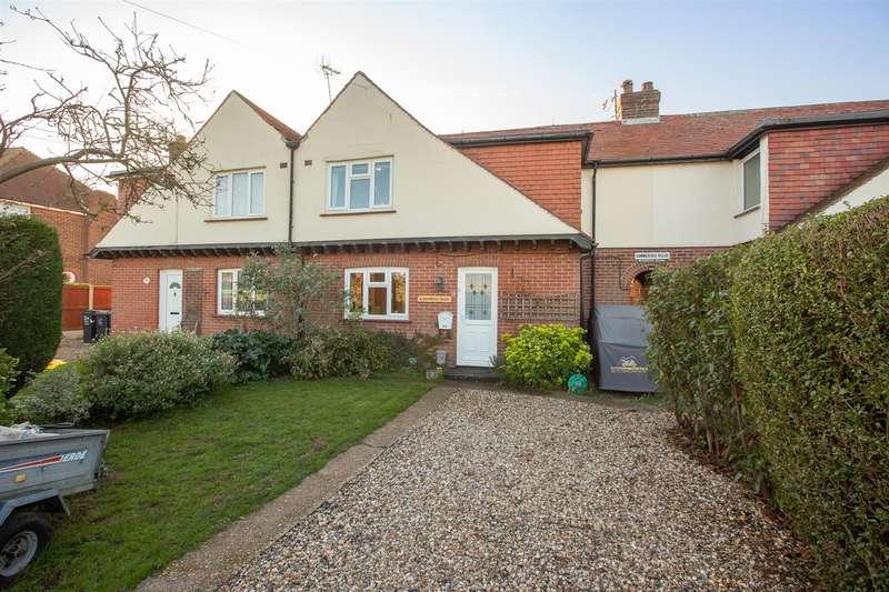 3 Bedrooms Semi Detached House for sale in Crispe Road, Acol, Birchington
