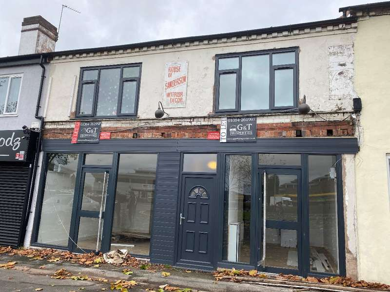 Shop Commercial for rent in Dudley Road, Brierley Hill