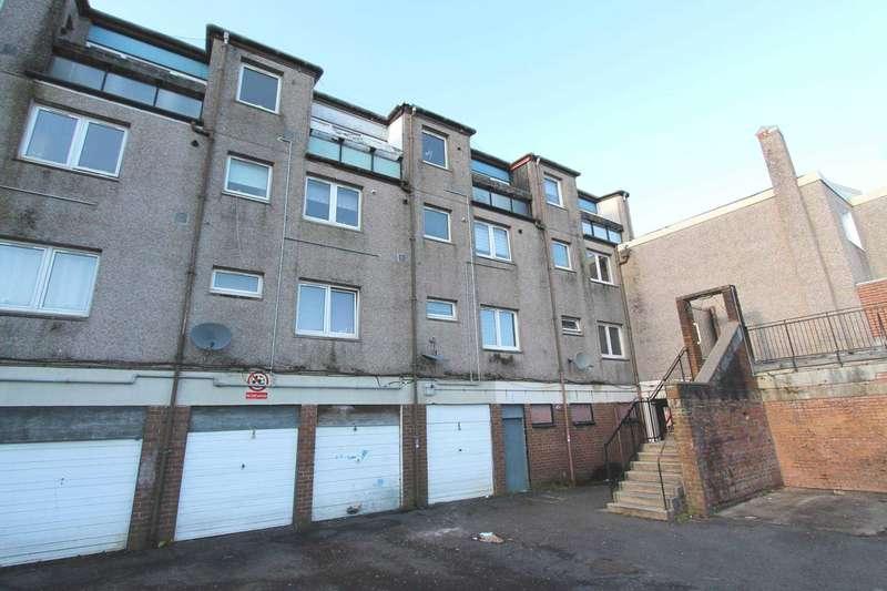 2 Bedrooms Maisonette Flat for rent in Graham Street, Johnstone, PA5