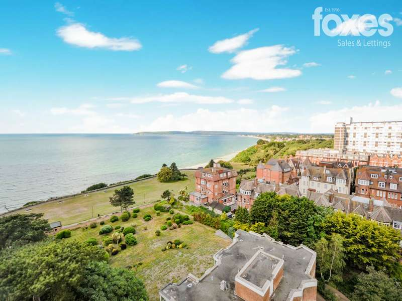 2 Bedrooms Flat for rent in Tower Court, West Cliff Road, Bournemouth