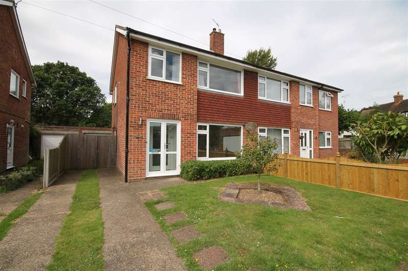4 Bedrooms Semi Detached House for rent in Maple Close, Canterbury