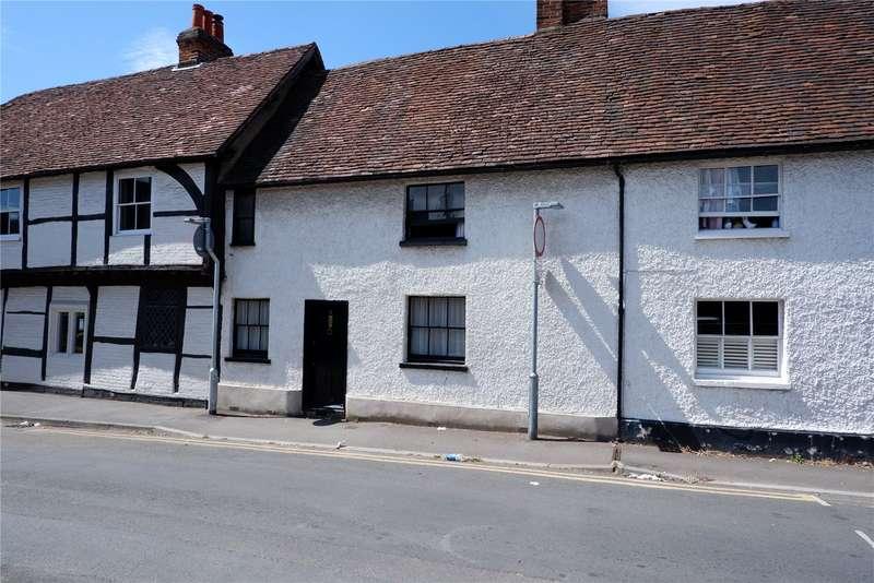 1 Bedroom Terraced House for rent in Milton Road, Wokingham, Berkshire, RG40