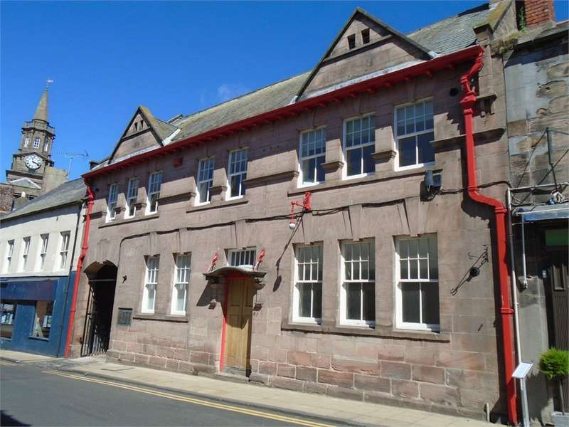 2 Bedrooms Flat for rent in 7 Woolmarket, Berwick-upon-Tweed, Northumberland
