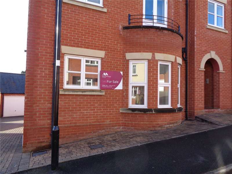 2 Bedrooms Apartment Flat for rent in 38 Friars Garden, Ludlow, SY8 1RX