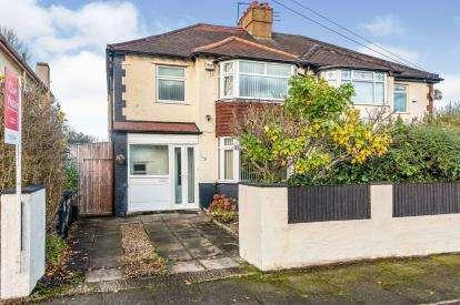 3 Bedrooms Semi Detached House for sale in Moor Lane, Crosby, Liverpool, Merseyside, L23