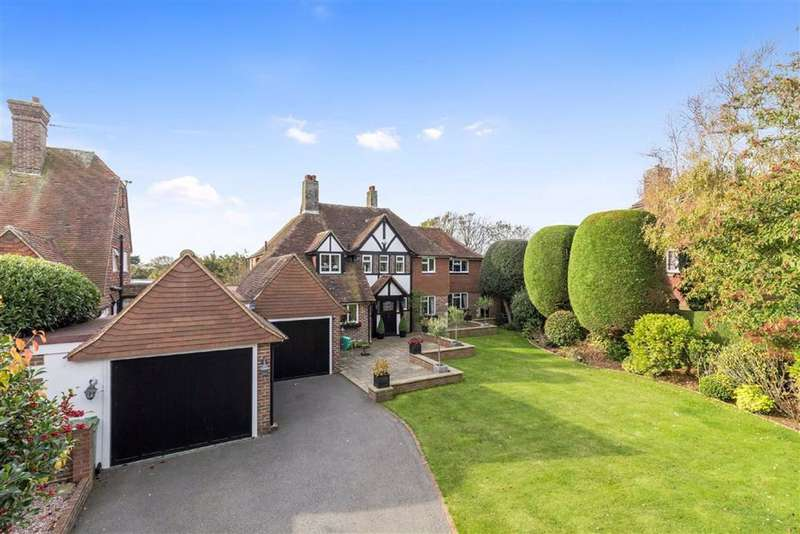 4 Bedrooms Detached House for sale in Firle Road, Seaford, East Sussex
