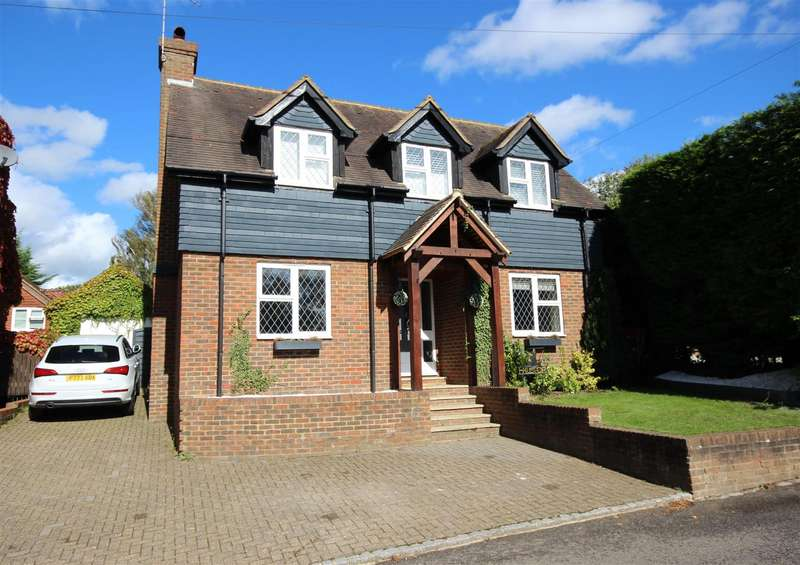 3 Bedrooms Detached House for sale in Basted Lane, Borough Green, Sevenoaks
