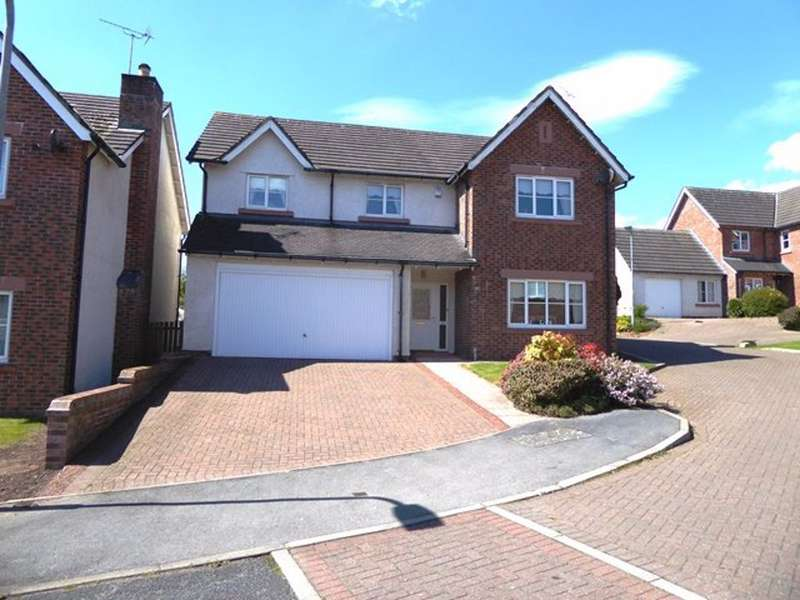5 Bedrooms Detached House for rent in 13 Welbeck Close, Barrow-In-Furness
