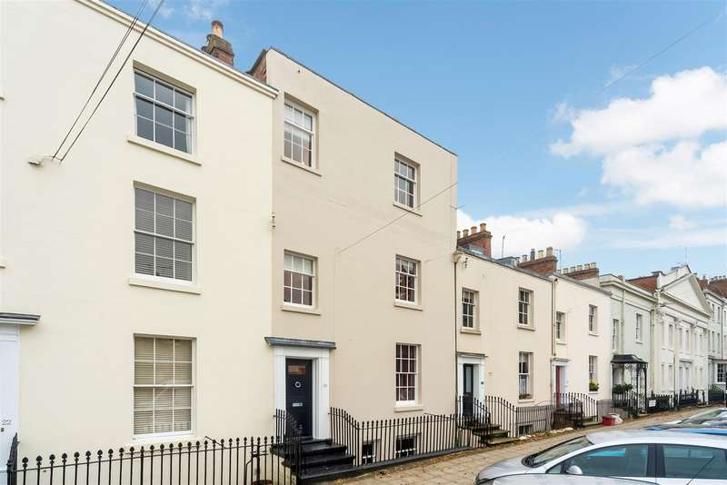 5 Bedrooms Town House for sale in Portland Place West, Leamington Spa, Warwickshire
