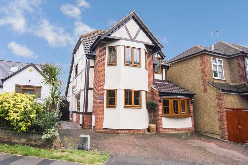 3 Bedrooms Detached House for sale in Kennel Lane, Billericay