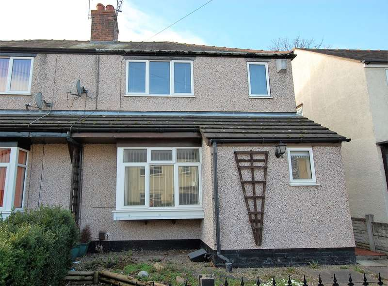 3 Bedrooms Semi Detached House for rent in Dale Avenue, Little Sutton