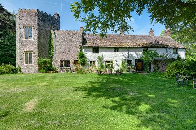 5 Bedrooms Property for sale in Llanvihangel Crucorney, Abergavenny
