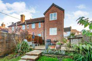 3 Bedrooms End Of Terrace House for sale in Mount Pleasant, Talbot Road, Hawkhurst, Cranbrook