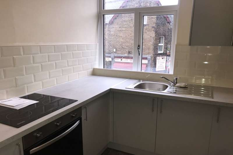 1 Bedroom Flat for rent in Nashville Road, Keighley, BD22