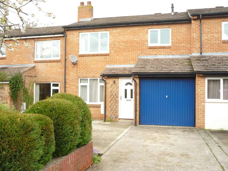 3 Bedrooms Detached House for rent in Harold White Close, Oxford, OX3