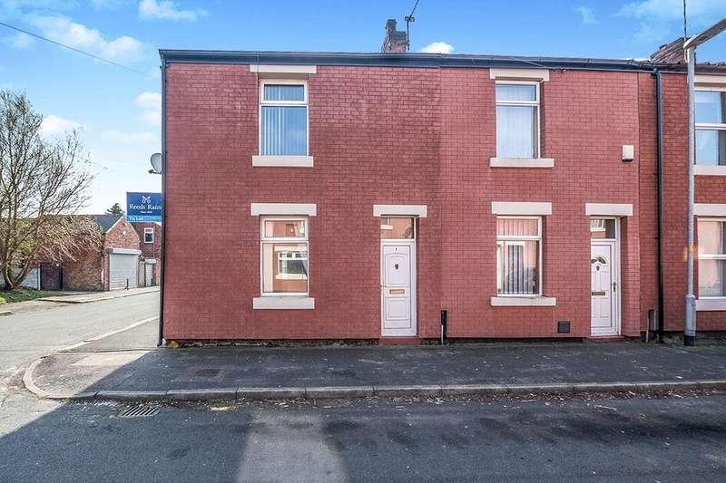 2 Bedrooms Terraced House for rent in Sydney Street, Platt Bridge, Wigan, WN2