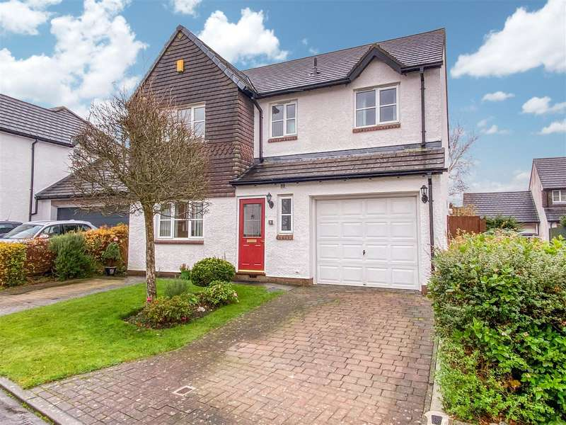 4 Bedrooms Detached House for sale in The Hawthorns, Lancaster