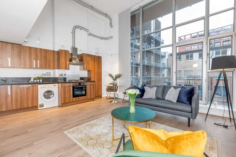 1 Bedroom Apartment Flat for rent in Kingsland Road, Haggerston, E8