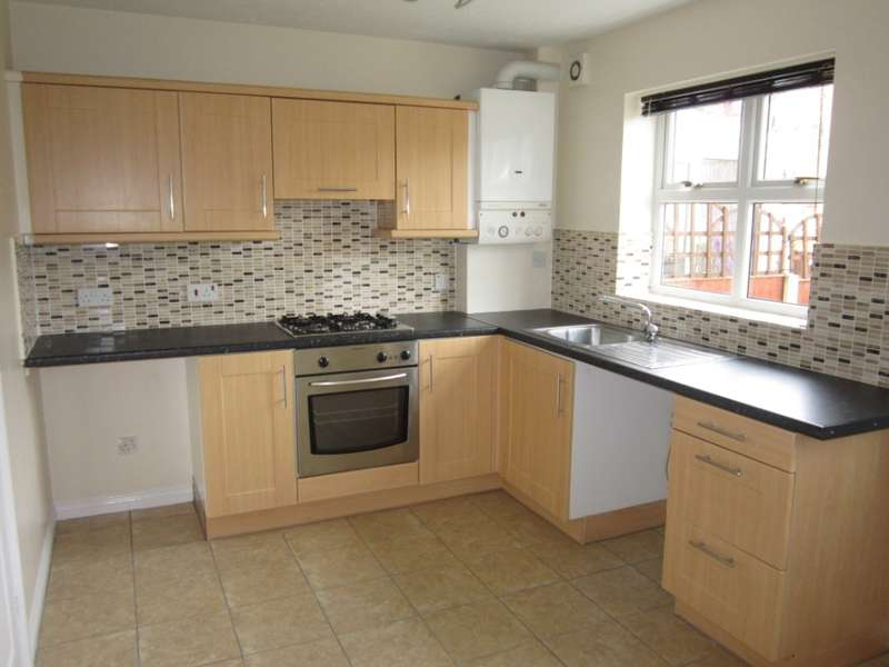 3 Bedrooms End Of Terrace House for rent in The Paddock, Adwick le Street, Doncaster, DN6 7HE