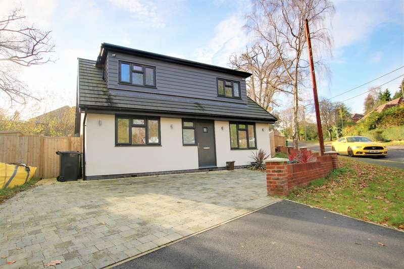 3 Bedrooms Chalet House for sale in NO CHAIN! CLOSE TO TELEGRAPH WOODS! A MUST SEE!