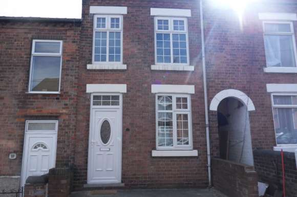 3 Bedrooms Terraced House for rent in Gladstone Street, Heanor, DE75