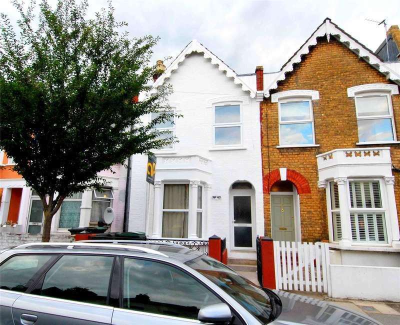 3 Bedrooms Terraced House for rent in Harringay Road, Harringay, London, N15