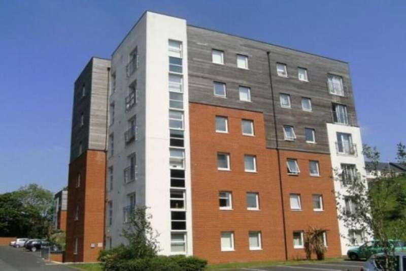 2 Bedrooms Flat for rent in Federation Road, Stoke-On-Trent, ST6